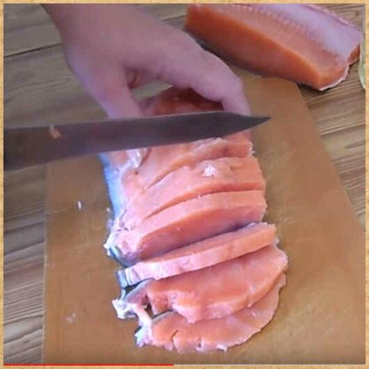 нарезка красной рыбы_фото для статьи