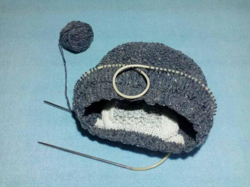 Подклад для шапочки